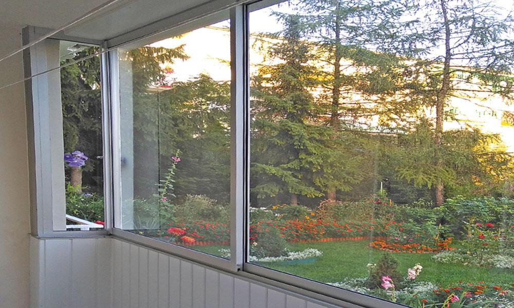 Zabudowa balkonu 3 Kobylka