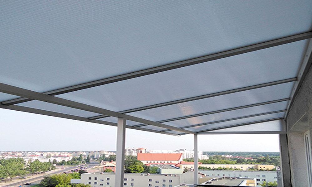 Zabudowa balkonu 5 Kobylka