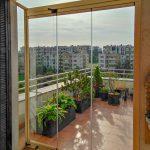 Zabudowa balkonu 28