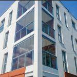 Zabudowa balkonu 21