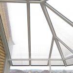 zabudowa balkonu 113 w systemie ramowym