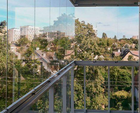 Zabudowa balkonu 36
