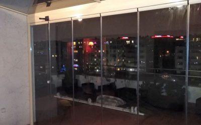Zabudowa balkonu 45